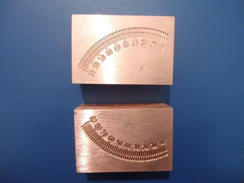Eletrodos para molde