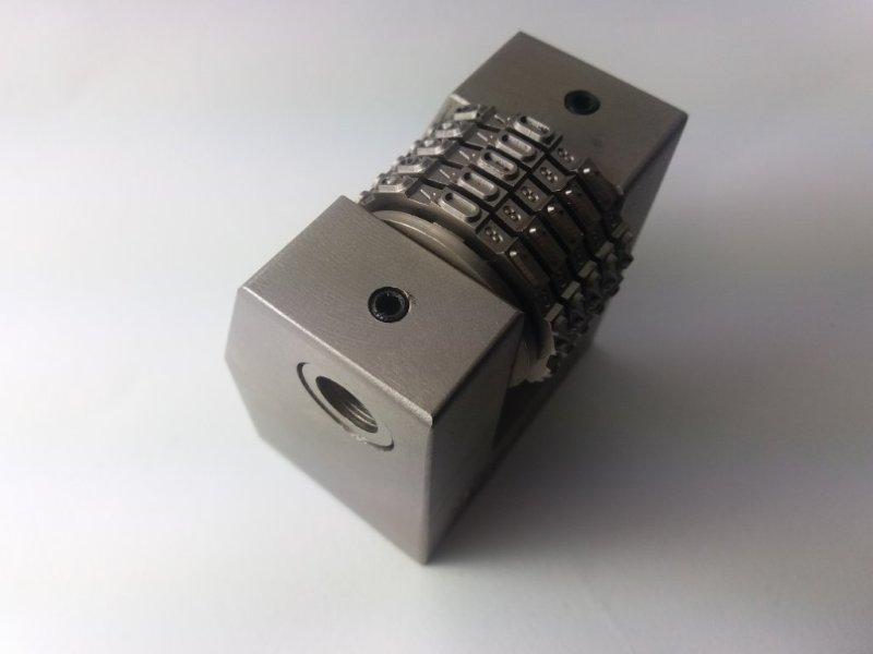 Numerador mecânico automático
