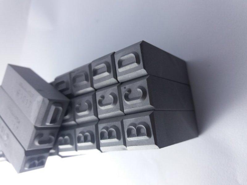Punção para marcação de peças
