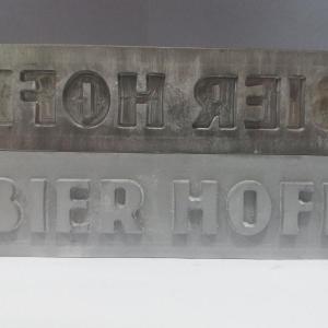 Gravação em moldes